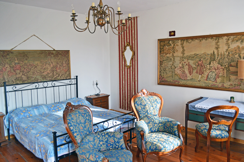 Casa country b b le camere - Camera matrimoniale country ...